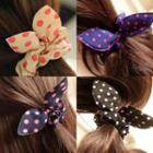 Polka Dot Hair Tie