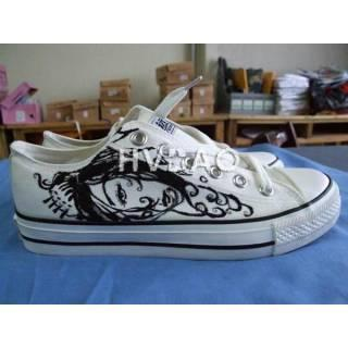 Musical Muse Canvas Sneakers