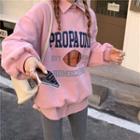 Printed Sweatshirt / Long-sleeve Shirt