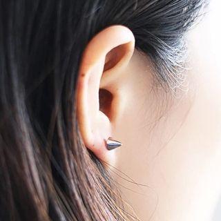 925 Sterling Silver Studded Earrings