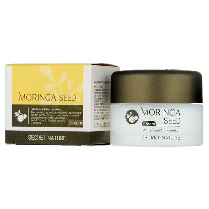 Secret Nature - Moringa Seed Cream 50ml