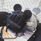 Mouse Ear Shoulder Bag
