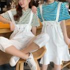Jumper Skirt / Cropped Jumper Pants