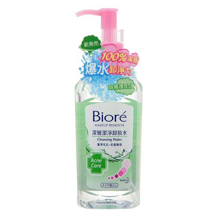 Kao - Biore Cleansing Water (acne Care) 300ml