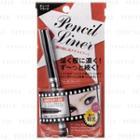 Elizabeth - 24h Waterproof Deep Black Eye Pencil Liner 1 Pc