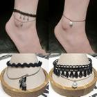 Layered Anklet (various Designs)