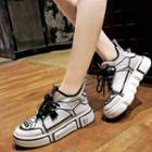 High Top Chunky Sneakers