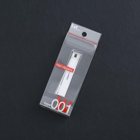 Kai - Nail Clopper (type W001 White) 1 Pc