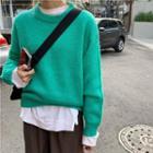 Sweater / Harem Pants