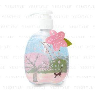 Charley - Sakura Snow Dome Body Wash 250ml