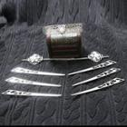 Metal Hair Pin Set