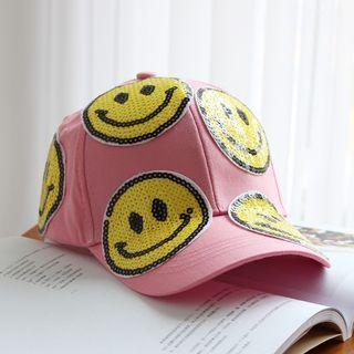 Smile Face Cap
