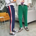 Couple Matching Cropped Sweatpants