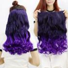 Gradient Hair Extension - Wavy