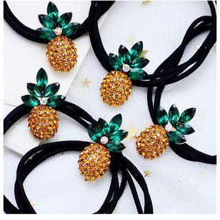 Pineapple Hair Tie / Hair Pin/ Hair Clip