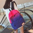 Oxford Cloth Multicolor Backpack
