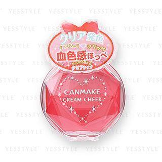 Canmake - Cream Cheek (#cl08 Clear Cute) 2.2g