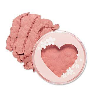 Etude House - Heart Blossom Cheek S/s Heart Blossom Collection - 2 Colors #pk004 My Little Blossom