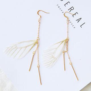 Wing Accent Pair Earring