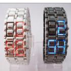 Metal Bracelet Watch