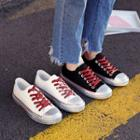 Colorblock Canvas Sneakers