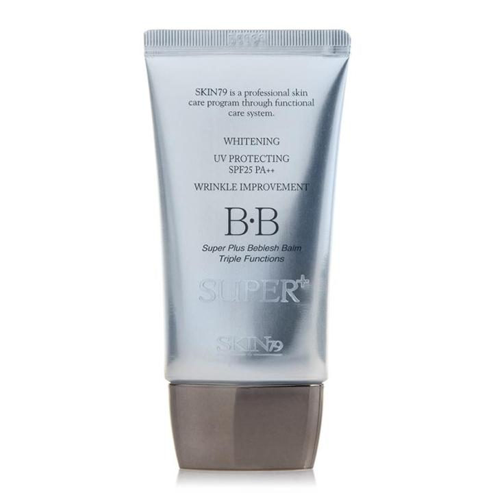 Skin79 - Super Plus Beblesh Balm Triple Functions (perfection Silver Bb Cream) 43.5g/1.53oz