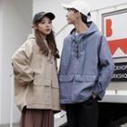 Couple Jacket Hooded Jacket