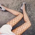 Fishnet Tights Black - One Size