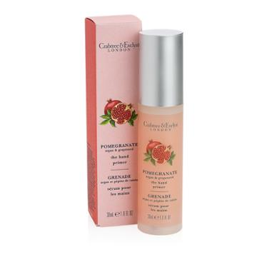 Crabtree & Evelyn - Pomegranate Argan And Grapeseed Hand Primer 30ml