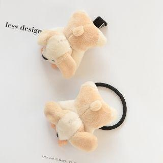 Dog Hair Tie / Hair Clip / Hair Band