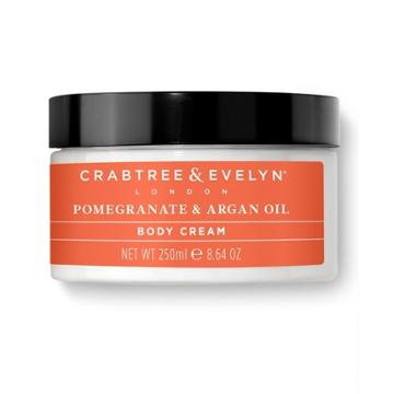 Crabtree & Evelyn - Pomegranate & Argan Oil Body Cream 250ml