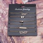 Love Layered Bracelet