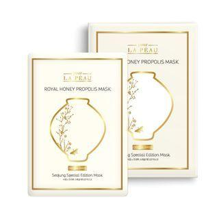 Pour La Peau - Royal Honey Propolis Mask Set Seojung Edition 30g X 10 Sheets