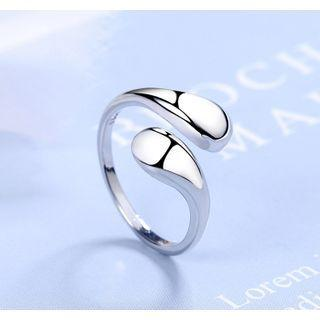 Polished Open Ring