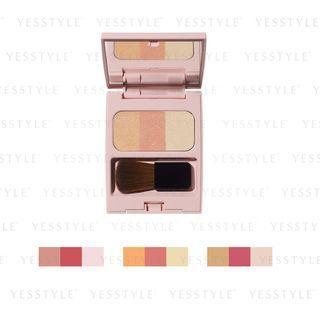 Whomee - Blend Cheek Colors - 3 Types