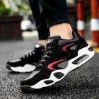 Couple Panel Sneakers