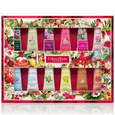 Crabtree & Evelyn - Hand Therapy Sampler Set :la Source + Gard + Rose + Pom + Citron + Pea + Nantucket + S Hill + Avo + Rose Pineapple + Fest Fig + Earl Grey 12 Pcs X 25g
