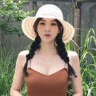Lace Bowler Sun Hat