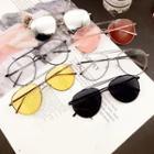 Aviator Metal Frame Sunglasses / Eyeglasses