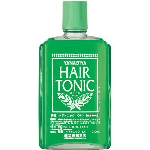 Yanagiya - Hair Tonic (medium) 240ml