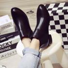 Plain Ankle Boots