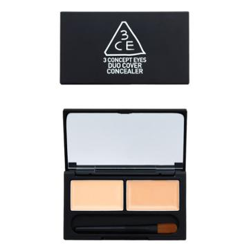 3 Concept Eyes - Duo Cover Concealer 1.8g X 2