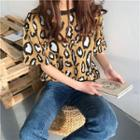 Leopard Short-sleeve T-shirt