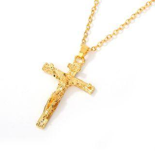 Jesus Christ Cross Necklace
