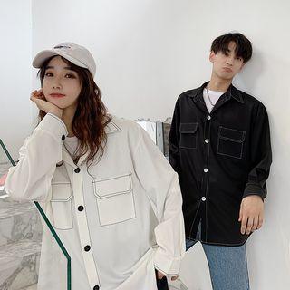 Couple Matching Long-sleeve Jacket / Shirt