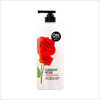 On: The Body - Damask Rose Body Wash