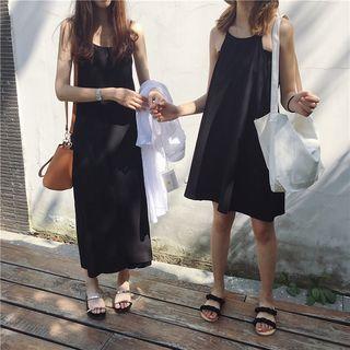 Halter A-line Dress / Halter A-line Maxi Dress