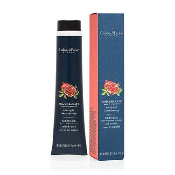 Crabtree & Evelyn - Pomegranate Argan And Grapeseed Overnight Hand Therapy 75g/2.6oz