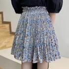 Printed Chiffon Skirt (various Designs)