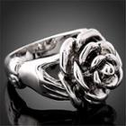Rose Alloy Ring
